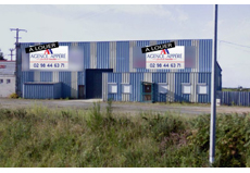 Entrepôt / Local industriel 1450m² GUILERS