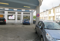 LOCAL COMMERCIAL / 60m² / BREST HARTELOIRE