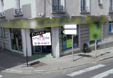 LOCAL COMMERCIAL / 120m² / BREST HARTELOIRE