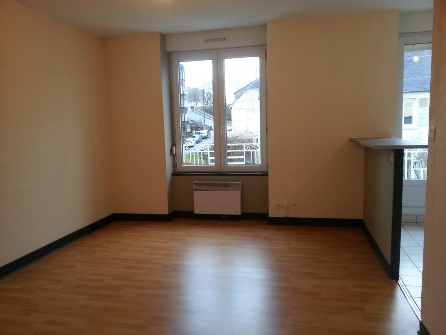 A louer brest recouvrance corniche t2 35 m2 avec l 39 agence for Agence immobiliere brest
