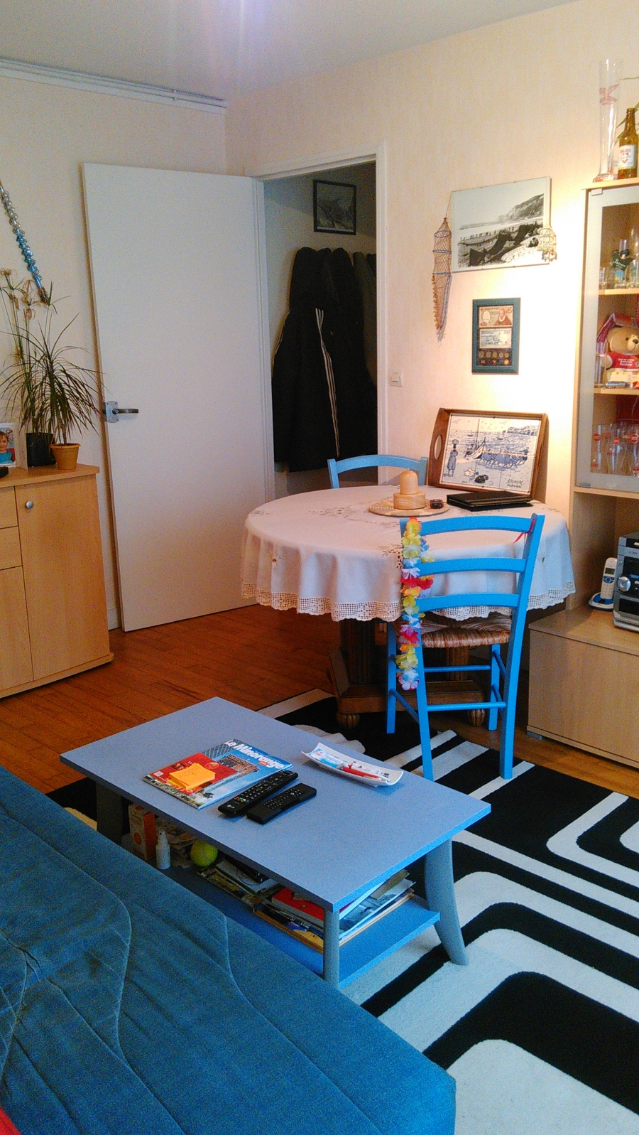 Baisse de prix a vendre brest saint martin appartement t3 avec l 39 age - Appartement bien agence ...