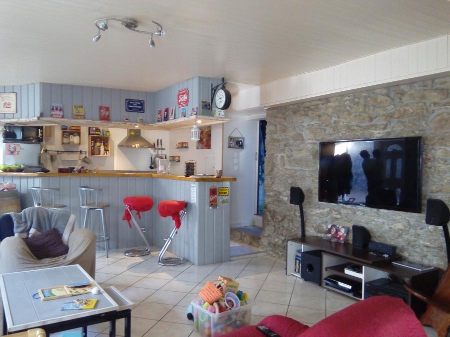 A vendre brest k rinou loft atypique 75m avec l 39 agence for Agence immobiliere brest
