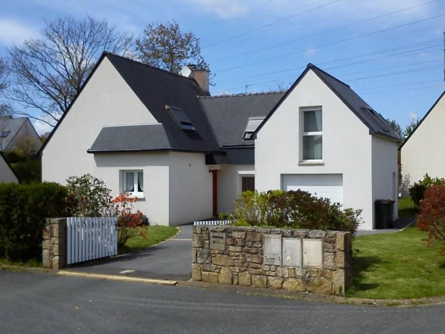A vendre maison lambezellec t7 dans quartier for Agence immobiliere brest