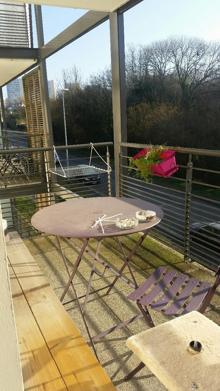 A vendre brest proximit kerichen appartement t2 neuf for Agence immobiliere brest