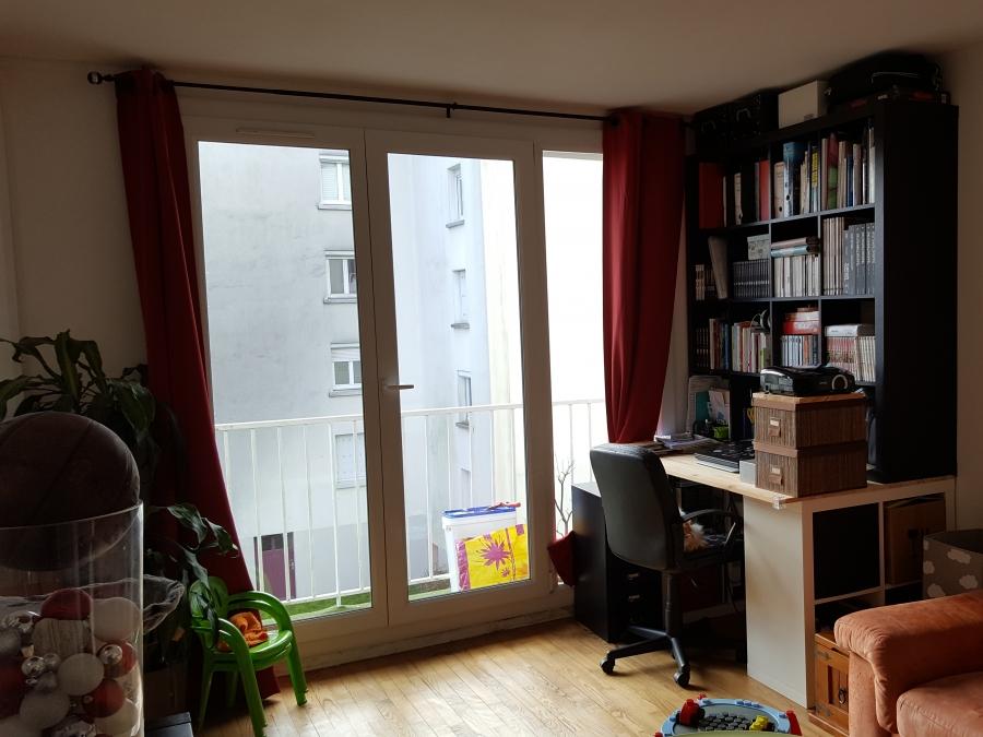 A vendre brest prox place de strasbourg appartement t4 for Chambre 8m2 amenagee