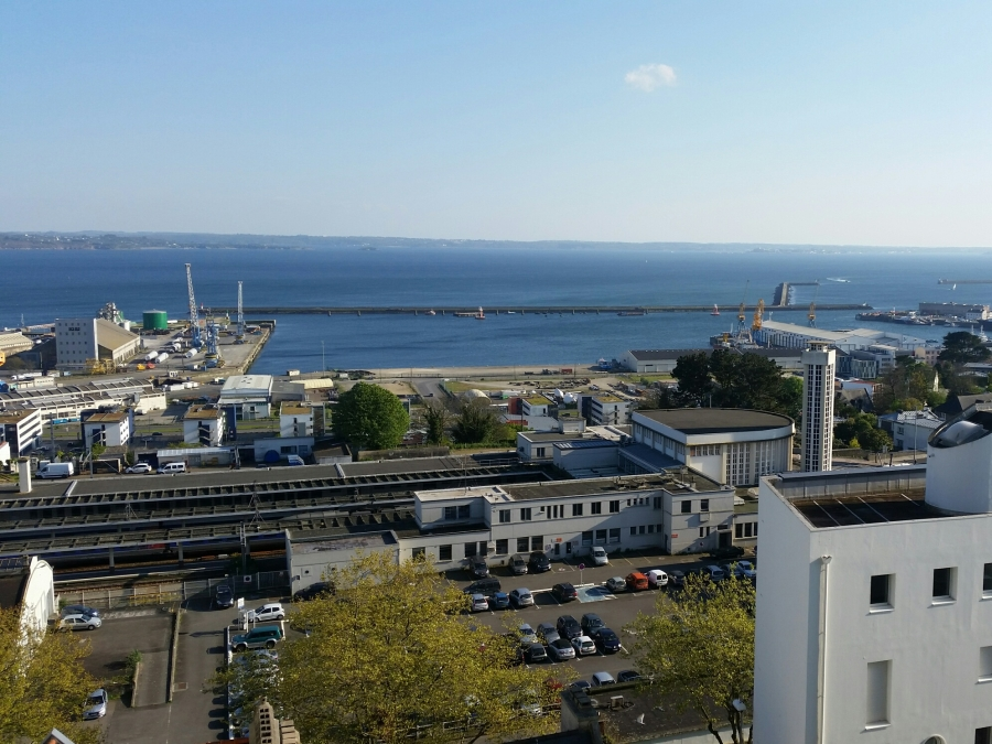 Brest centre saint michel appartement t3 avec l 39 agence for Agence immobiliere brest